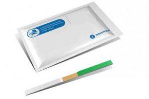 Тест полоски на никотин