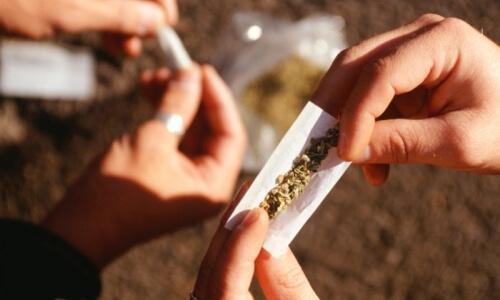 Вред курения травки для мужчин