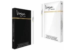 Vogue Noire и Vogue Blanche
