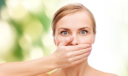Проблема запаха изо рта