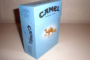 Camel Lights