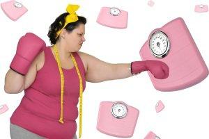Борьба с лишним весом для предотвращения атеросклероза