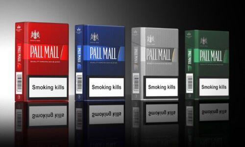 Сигареты Пал Мал