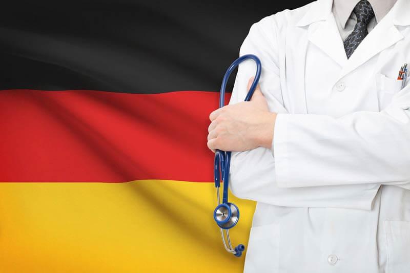 Особенности функционирования сферы здравоохранения Германии