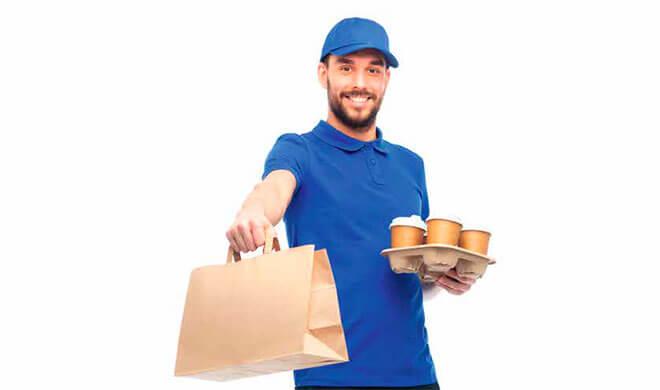 5 интересных фактов о доставке еды