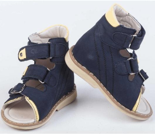 Ортопедическая обувь для детей и подростков