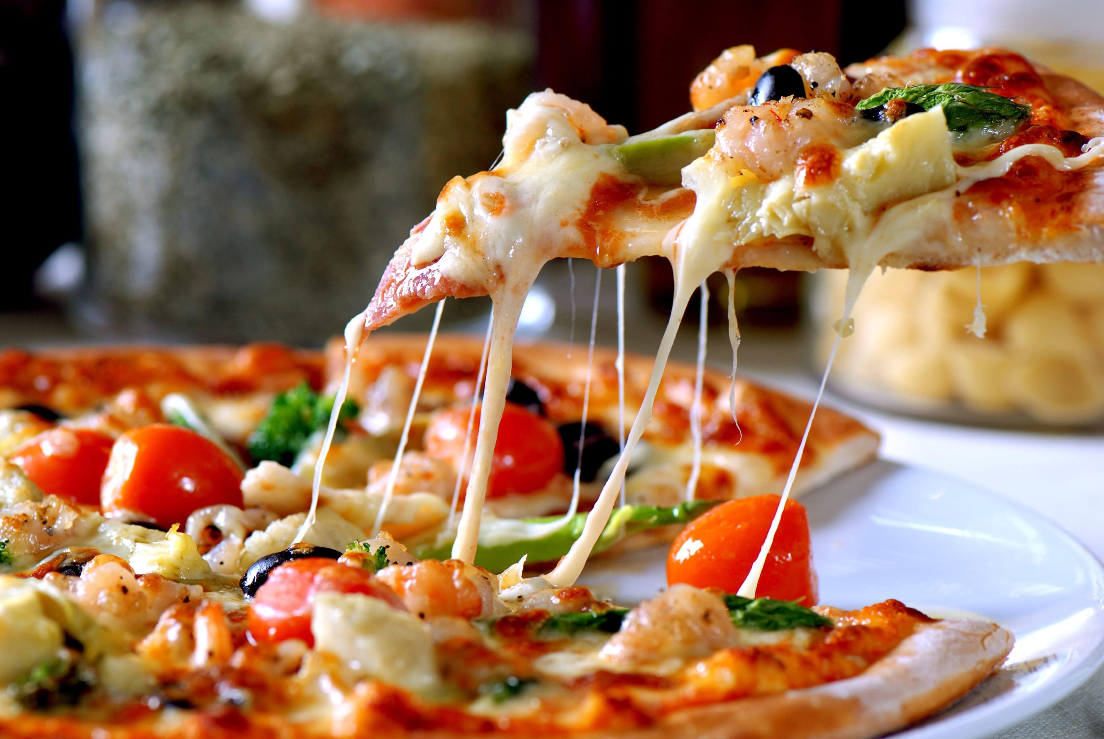 Доставка итальянской пиццы в Киеве на дом