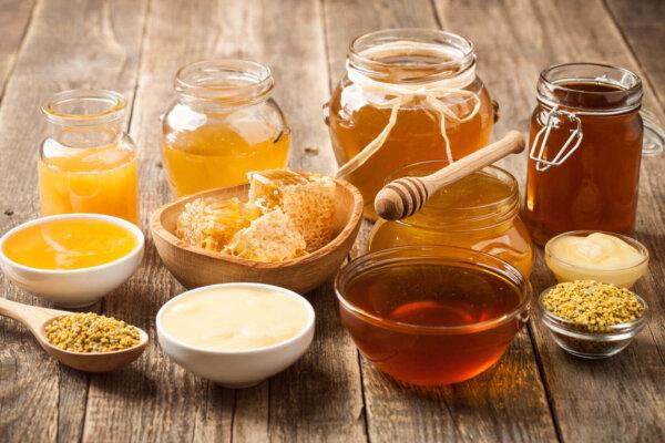 Натуральный качественный мед разных сортов по выгодным ценам