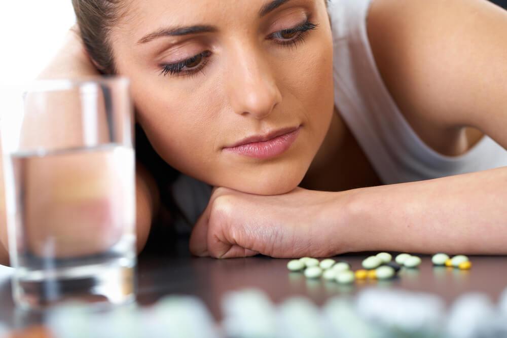 Кому и когда назначают антидепрессанты?