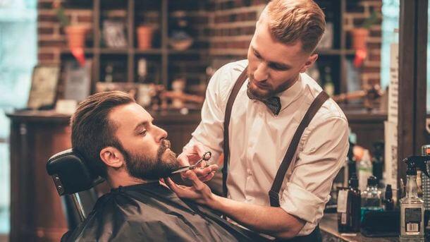 Сеть барбершопов Брильня для нстоящих мужчин