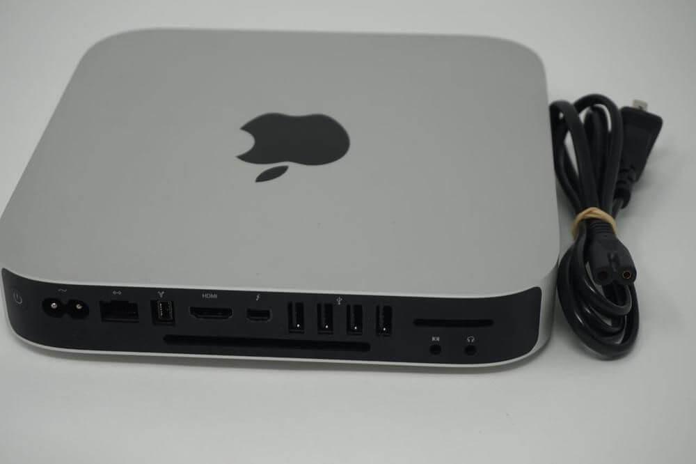 Отличный аналог посредственного ноутбука – мощный и стабильный mac mini core i5