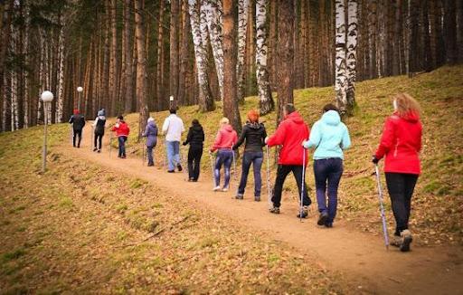 Почему пешие прогулки полезные для здоровья?