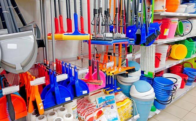 Магазин хозтоваров с положительной репутацией - Plastic-Shop