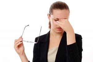 Боль в глазах - симптом рассеянного склероза