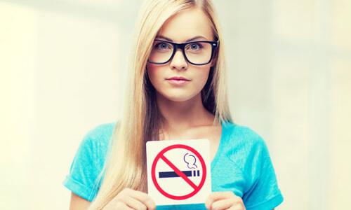 Избавление от тяги к курению