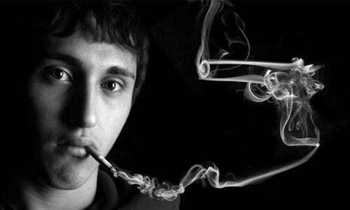 Опасность табачного дыма