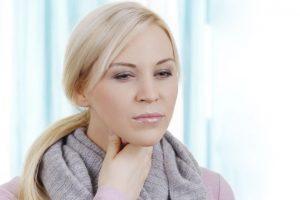 Сухость в горле при курении электронных сигарет