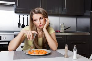 Ухудшение аппетита при гастрите