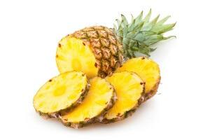 Польза ананасов для очищения легких