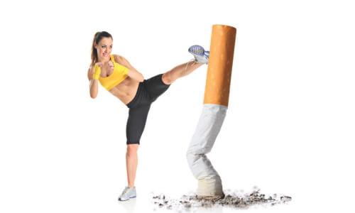 Процесс бросания курить