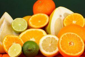 Польза цитрусовых для очищения легких