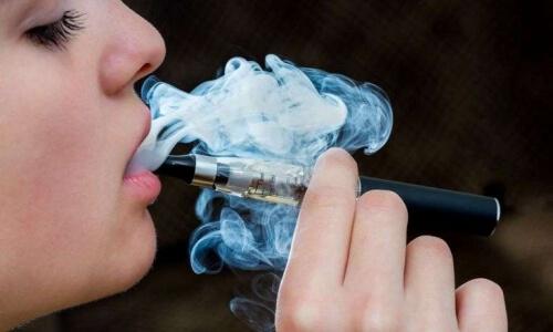 Вопрос опасности электронных сигарет