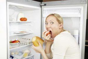 Усиление чувства голода после отказа от курения