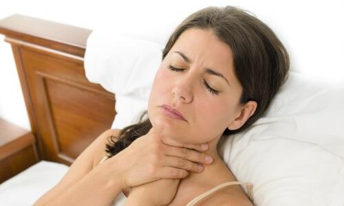 Проблема боли в горле