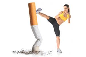 Использование препаратов при четком желании бросить курить