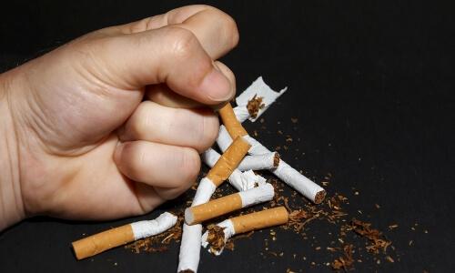 Борьба с привычкой курения