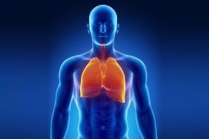 Заболевание легких при курении