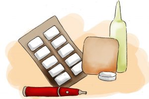 Уменьшение никотинового голода при помощи медикаментов