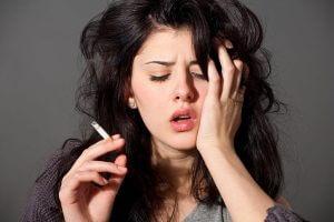 Нервное курение