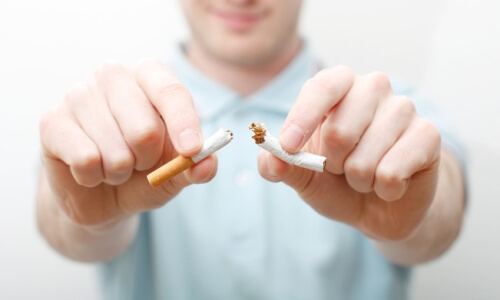 Решение бросить курить