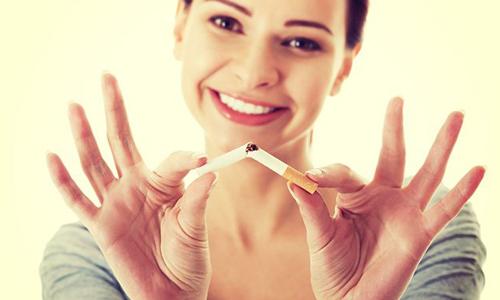 Отказ от курения для избежания рака легких