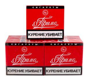 Сигареты «Прима»