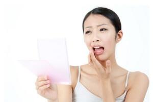 Рак губы - следствие курения