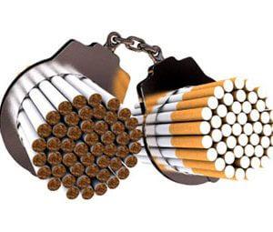 Тест Фагерстрома для определения никотиновой зависимости