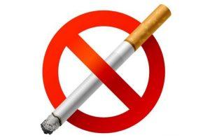 Запрет рекламы табачных изделий