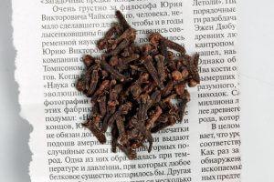 Курение гвоздики