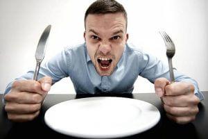 Курение на голодный желудок - причина тошноты