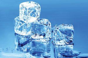 Лед для добавления в мякоть