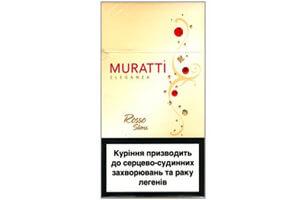 Muratti Eleganza Rosso Slims