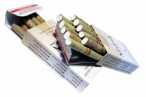 Пачка сигарет Нирдош