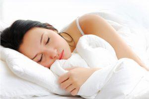 Полноценный сон для избавления от головных болей