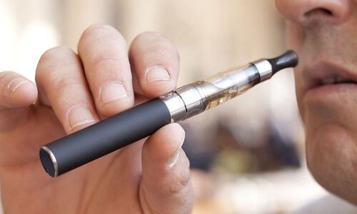 Проблема протекающей электронной сигареты