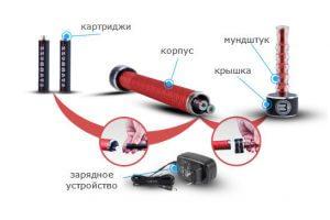 Устройство электронного кальяна