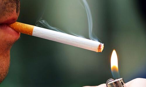 Вред курения для пищеварительной системы