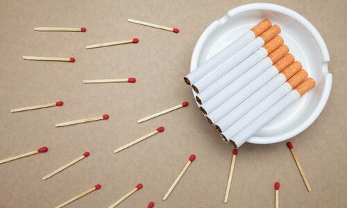Вред курения при планировании беременности