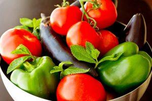 Наличие никотина в некоторых овощах